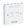 DLINK FACE PLATE NFP-0WHI21